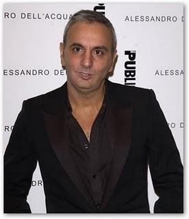 Alessandro Dell'Acqua creative director of Brioni womenswear