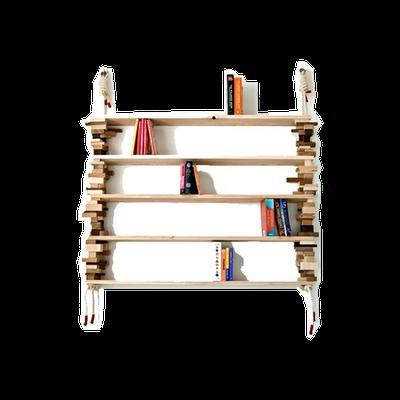 Un arredo con materiali da riciclo paperblog for Riciclo arredo