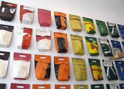 Freitag Compost Bags: from fashion to horticulture.