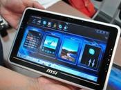 MSI: nuovi tablet, WinPad