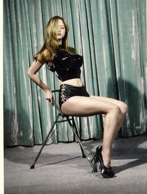 Devon Aoki by Sean & Seng for POP ss 2010