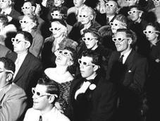 Tecnologia cinema alla televisione, fino Sarà questo futuro?