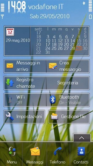 Nokia 5800: tutte le migliori homescreen alternative