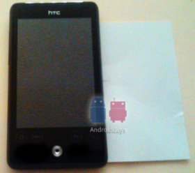 HTC Aria: nuovo terminale Android in arrivo