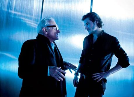 Martin Scorsese Regista per Chanel Male Fragrance AD