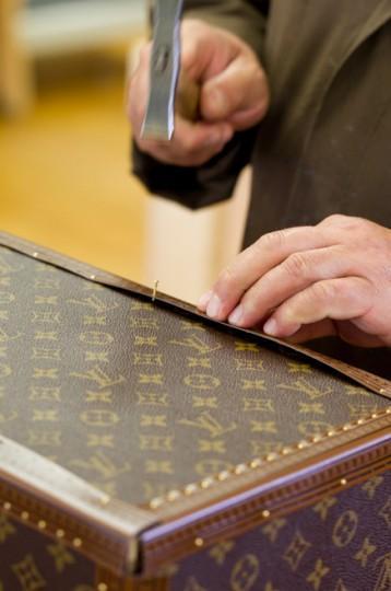 ESCLUSIVO: Louis Vuitton FIFA World Cup Trophy 2010 Travel Case