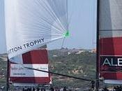Mascalzone Latino Audi Team: grandi emozioni Louis Vuitton Trophy