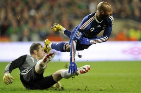 FRANCIA, GARA DI BICI: VINCE RIBERY, ULTIMO CISSE', ANELKA CADE - FRANCE, BIKE RACE: RIBERY WINS, THE LAST IS CISSE', ANELKA FALLS