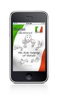 Italian Gestures per il tuo iPod