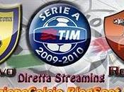 Chievo Verona Roma diretta streaming gratis Serie 15:00 16/05/2010