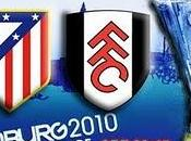 Atletico Madrid Fulham diretta streaming live Finale Europa League 12/05/2010 20:45