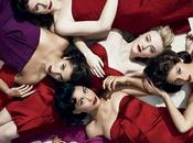 Ragazze TWILIGHT Vanity Fair July 2010