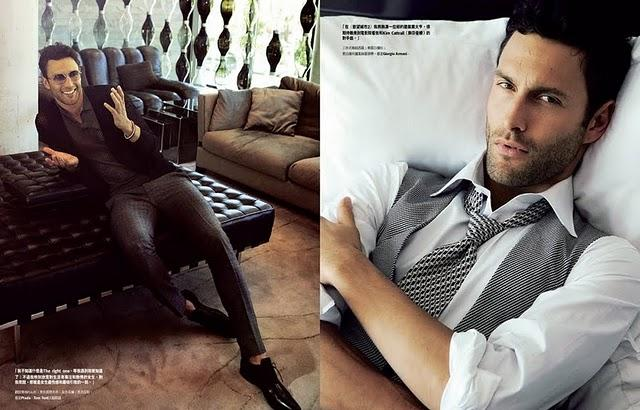 Noah Mills for GQ Taiwan jun 2010