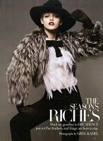 THE SEANSON'S RICHES... with Ginta Lapina by Greg Kadel