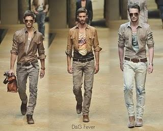 D&G; p/e 2010: Urban Cow-Boy