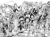 disegnatori dell'Andromeda Trento Festival dell'Economia