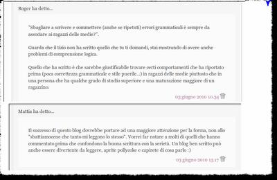 Ma mettiamoci in discussione #2