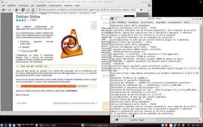 Benvenuta mamma Debian :D