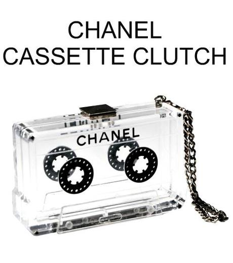 MUST HAVE: Chanel Cassette Clutch