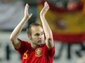 Mondiali SudAfrica2010 Spagna Iniesta rischio