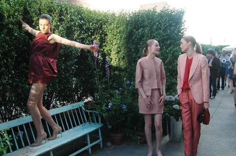 Stella McCartney Resort 2011 – Le Modelle, Il Party e le Celebrità