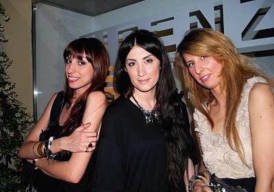 Firenze : Luisa Via Roma Party  !!!