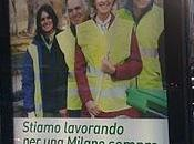 giro Milano: manifesti politici
