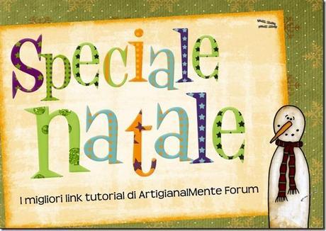 Artigianalmente la rivista numero 1 natale 2010 for Rivista di programmi domestici