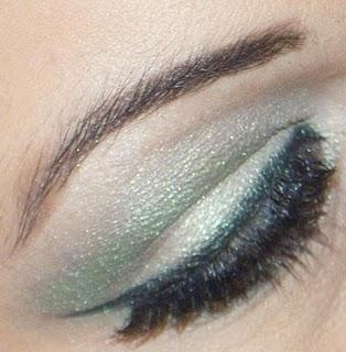 Verde Speranza makeup - pupa LUMINYS OMBRETTO COTTO DUO