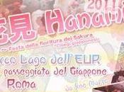 Hanami 2011: passeggiata Giappone laghetto dell'Eur