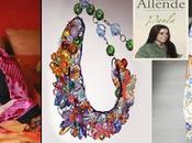 Isabel Allende Style seen Nunzia Lavezza