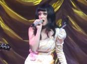 Katy Perry canta Lady Gaga