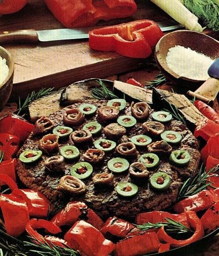 Escoffier bistecca macinata all 39 amburghese all 39 americana for Auguste escoffier ma cuisine book