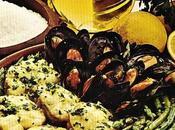 Escoffier:Trancia salmone Chambord, latte carpa -Pesce tranci