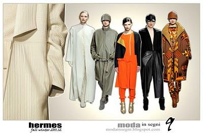 Le pagelle: HERMES FALL WINTER 2011 2012