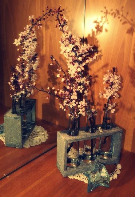 Fiori un albero da frutta e la casa accoglie la primavera paperblog - Glasse a specchio alla frutta ...