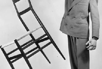 Gio ponti la sedia paperblog - Sedia leggera gio ponti ...