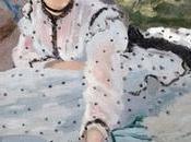 """L'ultimo ritratto Camille alla mostra """"Monet. Dalle Collezioni Musée d'Orsay"""" presso Torino."""