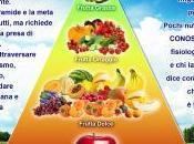 pagina Facebook un'alimentazione sana