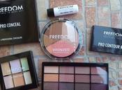 Acquisti Freedom Makeup impressioni utilizzo (terzo ordine)