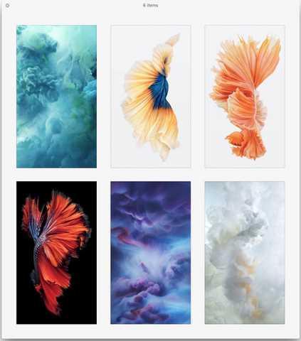 Download Gli Sfondi Piu Belli Da Iphone 6s Wallpapers Bellissimi