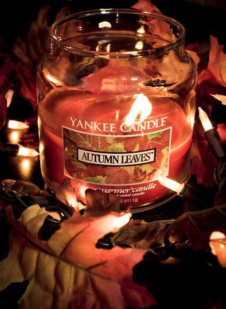 yankee candle autunno