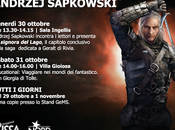 fenomeno Witcher Lucca Comics Games