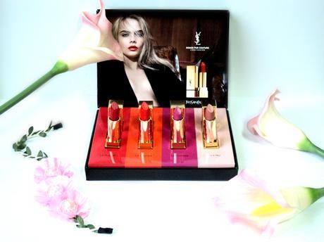 Yves Saint Laurent Rouge Pur Couture Kiss & Love Edition