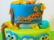Sweet Owls Cake