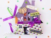 Tuto: Mini album Casa stregata Halloween Haunted house mini