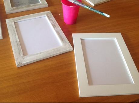 Una cornice per bomboniera paperblog for Ikea cornici e immagini