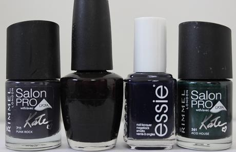 Almost-Black-Colours