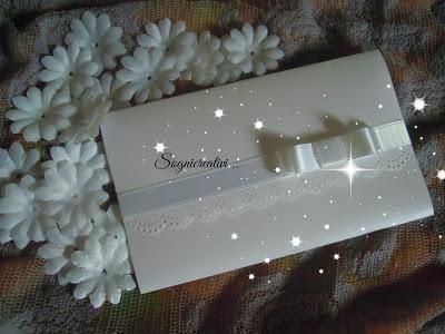 Segnaposto Matrimonio Total White.Partecipazioni Matrimonio Pochette Piatta Total White Paperblog