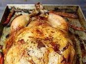 Pollo Farcito Verdure Curry, Gravy Sidro Mele Carote Caramellate l'MTC